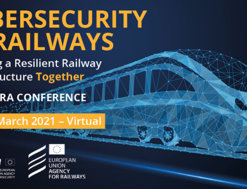 CitySCAPE @ Cybersecurity in Railways Conference